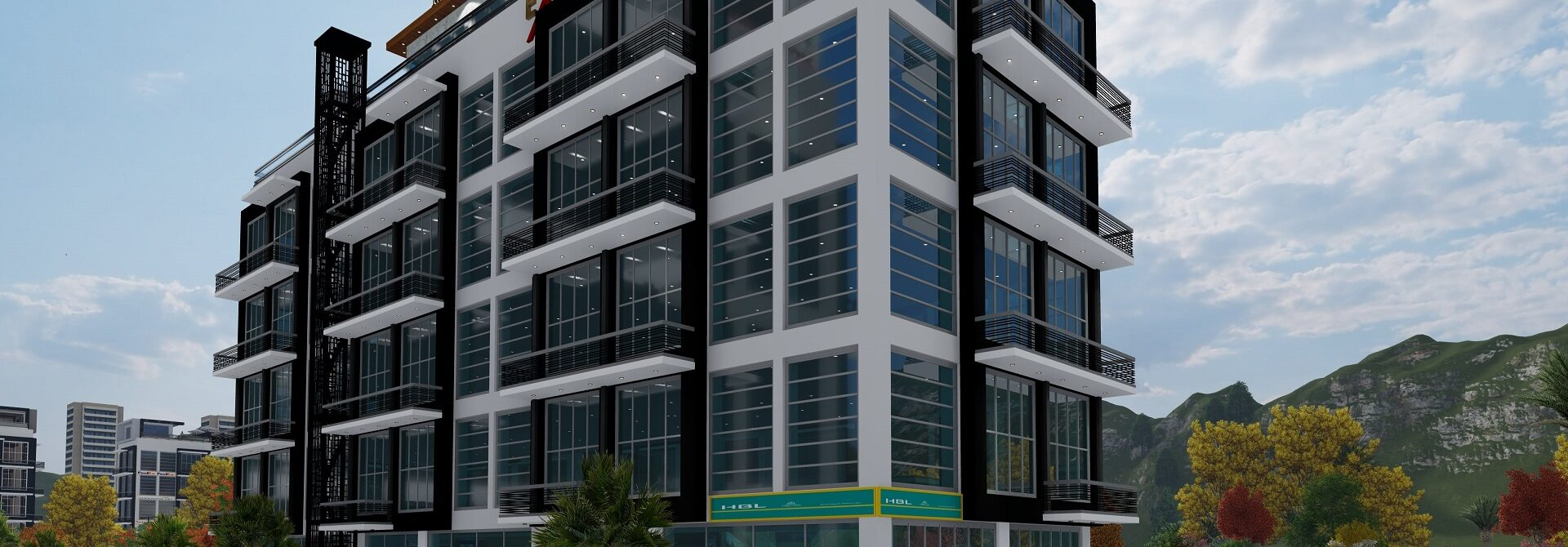 Executive Business Center offices for sale